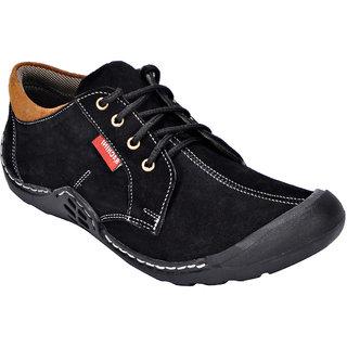 Bachini Men's Casual Shoes 1537-Black