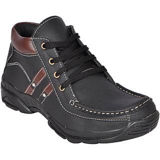 Bachini Men's Casual Shoes 1538-Black