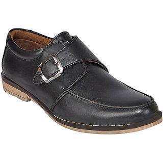 Bachini Men's Casual Shoes 1539-Black