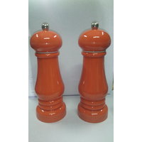 Designer Salt Shaker And Pepper Mill Set Of Two Pieces(