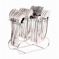 Shapes Artic 24 Pcs. Cutlery Set With R.stand (BS)