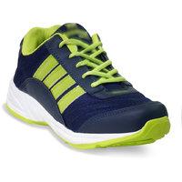 ADYBird Emerald Blue And Green Sports Shoe 0806