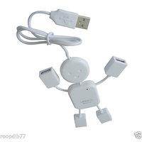 USB 2.0 / 1.1 MULTI PORT Hi-Speed Smart USB 4 PORT Hub FOR DESKTO, LAPTOP
