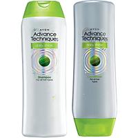 Advance Technique Daily Shine Shampoo And Conditioner