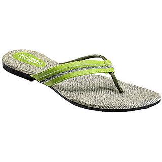 Yepme Women's Green Sandals - Option 1