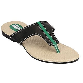 Yepme Women's Green Sandals - Option 2