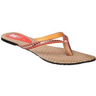 Yepme Women's Red Stylish Design Sandals