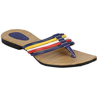 Yepme Women's Blue Stylish Sandals