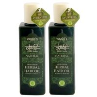 Khadi Mind-Fresh Herbal Hair Oil Combo Pack