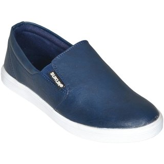 Sukun Blue Casual Shoe For Men (MK184BLU)