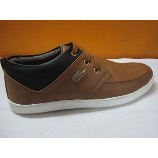 Casual Beige Color Shoes For Men