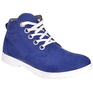 Sukun Blue Casual Shoes For Men (DZR444BLU)
