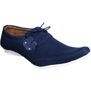 Sukun Blue Casual Shoes For Men (RG102BLU)