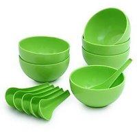 Set Of 12 PCs Soup Set(microwave, Refrigerator & Dishwasher Safe) - 88249792
