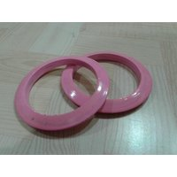 Onlineshoppee Wooden Bangles - Pink (Option 1)