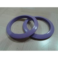 Onlineshoppee Wooden Bangles - Purple (Option 1)