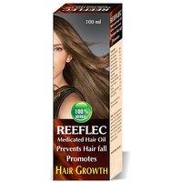 Reeflec Herbal Hair Oil For Hair Growth