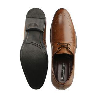 Bruno Manetti Tan Formal Shoes (5603-Tan)