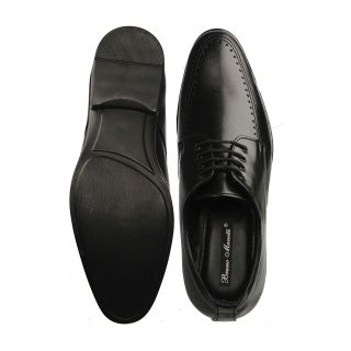 Bruno Manetti Black Formal Shoes (5611-Black)