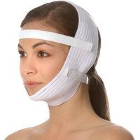 Universal Facial Wrap With Stabilzing Elastic Strip-Facial Wrap With Velcro Closures AM071