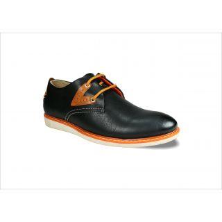 Bacca Bucci MenS  Black Casual Shoes (BBMB3060A)