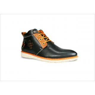 Bacca Bucci MenS  Black Casual Shoes (BBMB3061A)