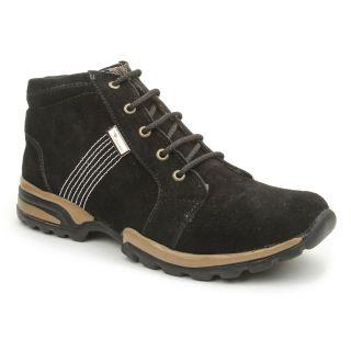 Bacca Bucci MenS  Black Casual Shoes (BBMB3036A)