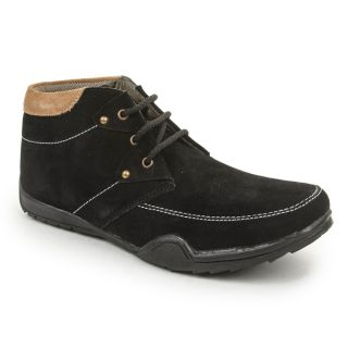 Bacca Bucci MenS  Black Casual Shoes (BBMB3043A)