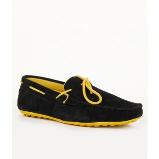 Bacca Bucci MenS  Black Casual Loafer Shoes (BBMC4006A)