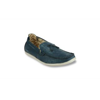 Bacca Bucci MenS  Blue Casual Loafer Shoes (BBMC4019B)