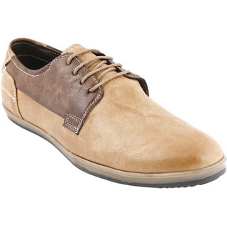 Bacca Bucci MenS  Beige Casual Shoes (BBMB3078E)