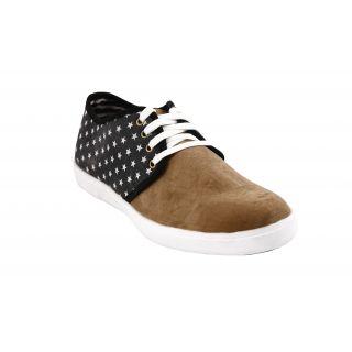 Bacca Bucci MenS  Black Casual Shoes (BBMB3084A)