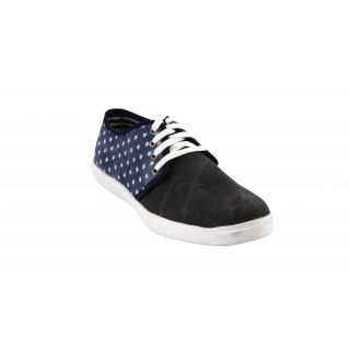Bacca Bucci MenS  Blue Casual Shoes (BBMB3084B)