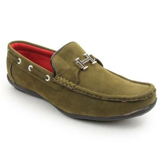 Bacca Bucci MenS  Dark Green Casual Loafer Shoes (BBMC4022G)