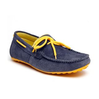 Bacca Bucci MenS  Blue Casual Loafer Shoes (BBMC4006N)