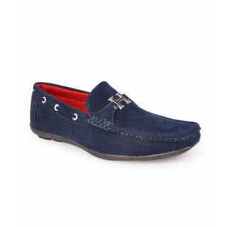 Bacca Bucci MenS  Blue Casual Loafer Shoes (BBMC4022N)