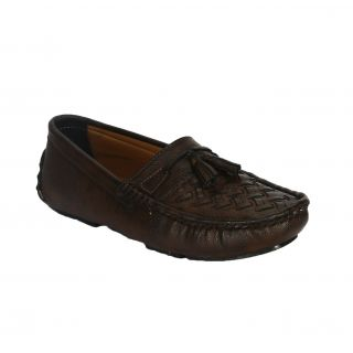 Bacca Bucci MenS  Brown Casual Loafer Shoes (BBMC4048C)