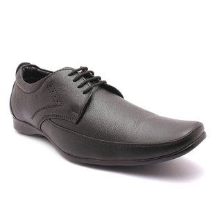 Shi Shyam Men Formal Artificial Leather/Synthetic Lace Up Pointed Shoes