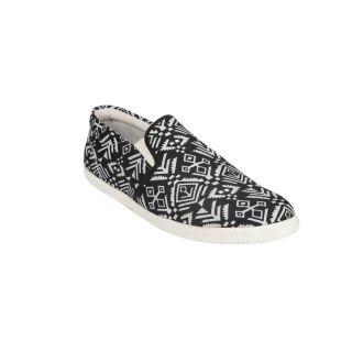 Bacca Bucci MenS  Black Casual Shoes (BBMB3107A)