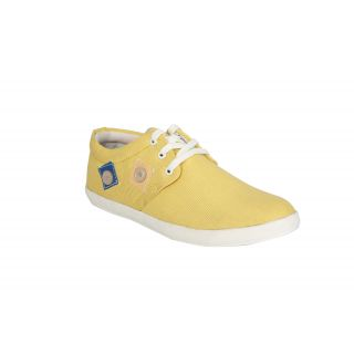 Bacca Bucci MenS  Yellow Casual Shoes (BBMB3109L)