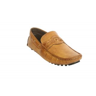 Bacca Bucci MenS  Tan Casual Loafer Shoes (BBMC4034D)