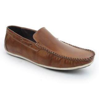 Bacca Bucci MenS  Tan Casual Loafer Shoes (BBMC4029D)