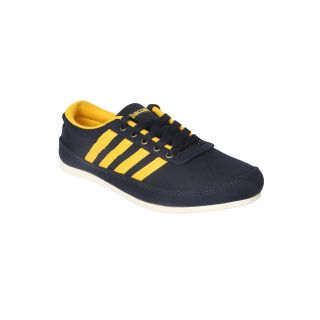 Bacca Bucci MenS  Blue Casual Shoes (BBMB3129B)