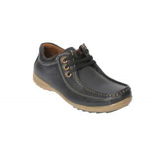 Bacca Bucci MenS  Black Casual Shoes (BBMB3130A)