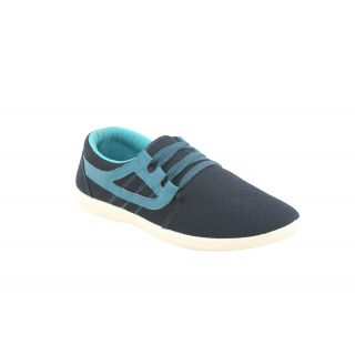Bacca Bucci MenS  Blue Casual Shoes (BBMB3131O)