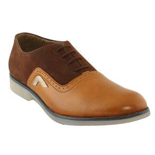 Bacca Bucci MenS  Tan Casual Shoes (BBMB3136D)