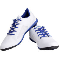 Sparx SM-184 White Royal Blue Stylish Sport Shoes For Men