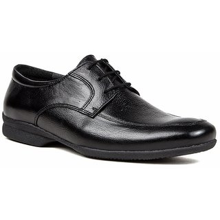 De Scalzo Mens  Black Formal Shoes - 88682561