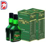 Deemark New Herbal Hair Oil Combo Pack(1+1)