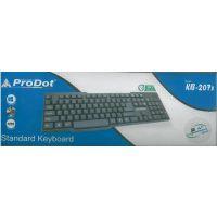Prodot Keyboard Kb 207s